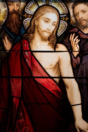 jesus stains