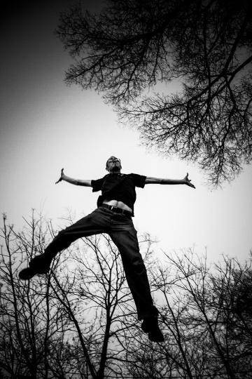 flying david landry