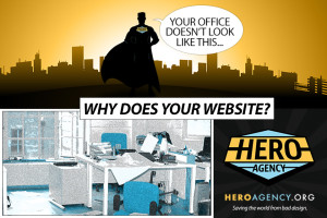 Your website needs a hero!
